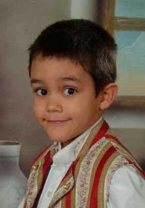 JESUS GARCIA MENDOZA - Presidente Infantil 2010