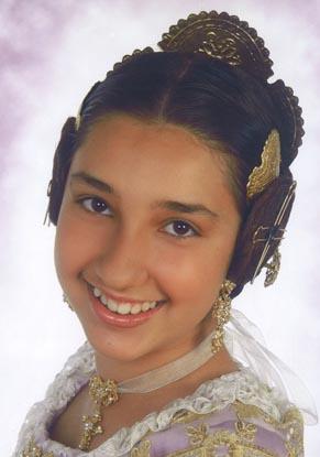 NURIA BERZAL GRACIA – Fallera Mayor Infantil 2012