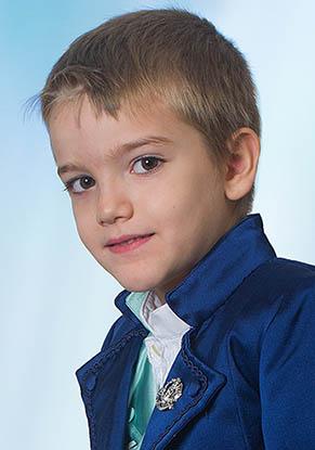 - Presidente Infantil 2015